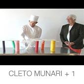 CLETO MUNARI + 1 copia