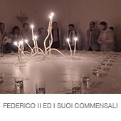 FEDERICO II ED I SUOI COMMENSALI copia