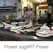 Flower sugART Power copia