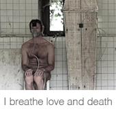 I breathe love and death copia