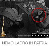 NEMO LADRO IN PATRIA copia