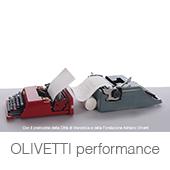 OLIVETTI performance copia