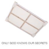 ONLY GOD KNOWS OUR SECRETS copia