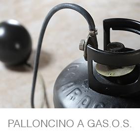 PALLONCINO A GAS.O.S.