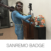 SANREMO BADGE copia