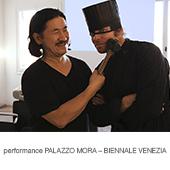 performance PALAZZO MORA – BIENNALE VENEZIA copia