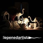 lepenedartista_strunzilamp
