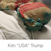 "Kim ""USA"" Trump"
